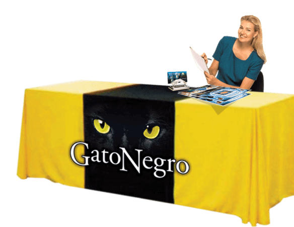 Table Clothes & Table Runners | Custom Printed Fabrics | Trade Show Displays & Promotional Products | Austin, Texas Printing | Giant Printing