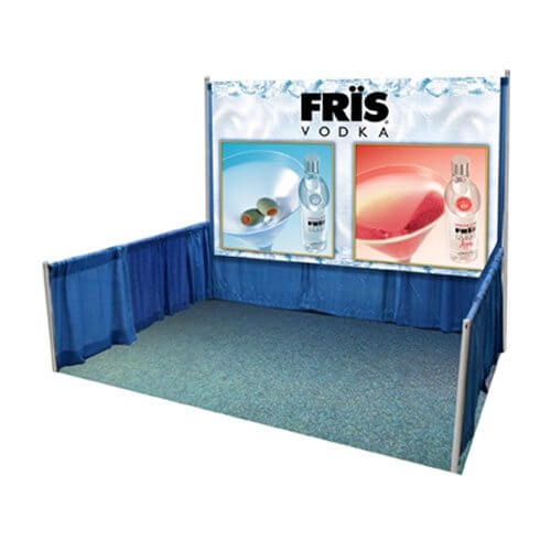 Backdrop & Banner Displays | Custom Printed Fabrics | Trade Show Displays & Promotional Products | Austin, Texas Printing | Giant Printing