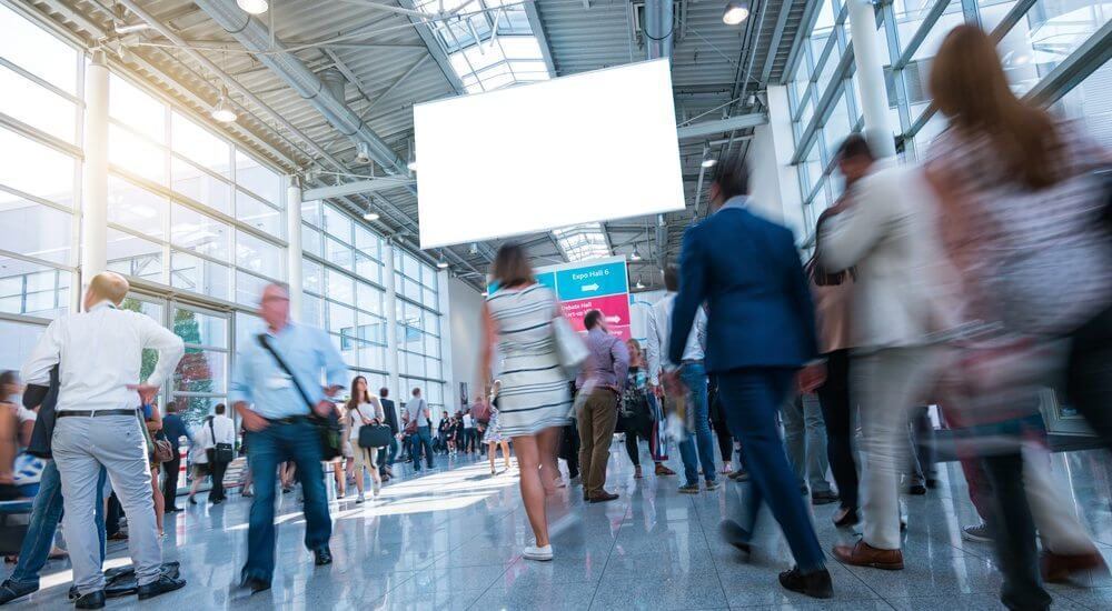 Common Trade Show Mistakes | Giant Printing