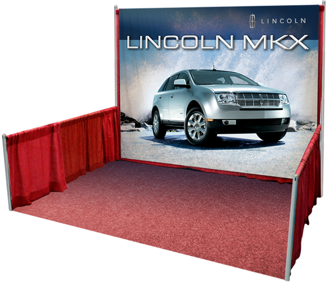 Trade Show Displays The Best Backdrops Banners More For
